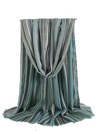 Striped fashion/simple/Boho Scarf