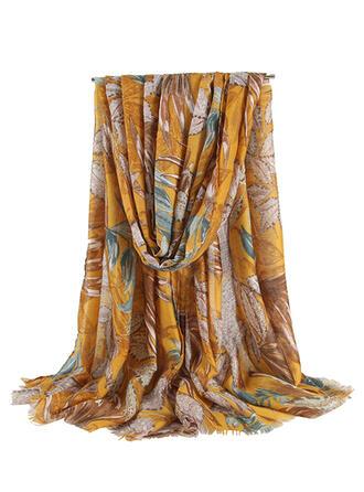 Floral Shawls/attractive Scarf