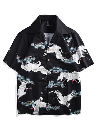 Men's Hawaiian Quick Dry Beach Shirts