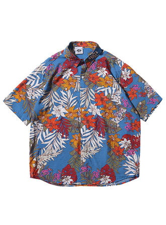 Mænd Blade Hawaii Beach Shirts
