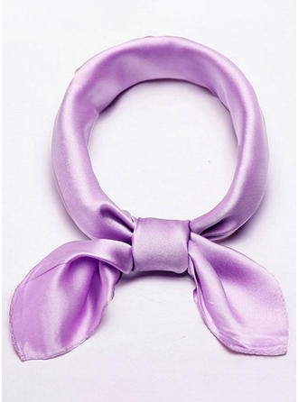 Jednobarevná Krk/Lehká váha/atraktivní Čtvercový šátek