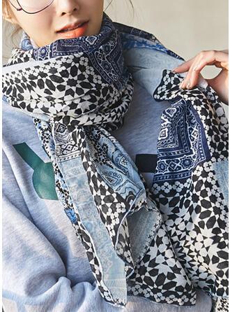 Bloemen/Country Style aantrekkelijk Sjaal