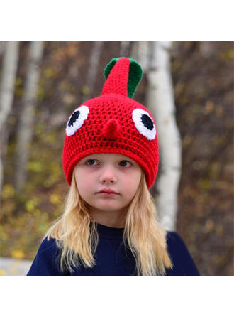 Child's Special/Animal Polyester Beanie/Slouchy