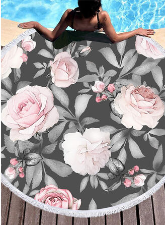 Floral attractive Beach Towel
