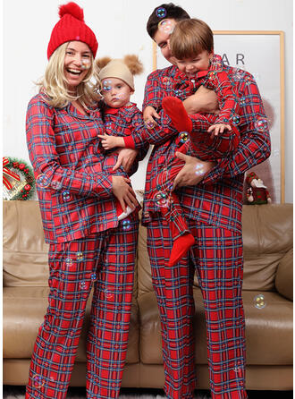 Plaid Tenue Familiale Assortie Pyjama De Noël