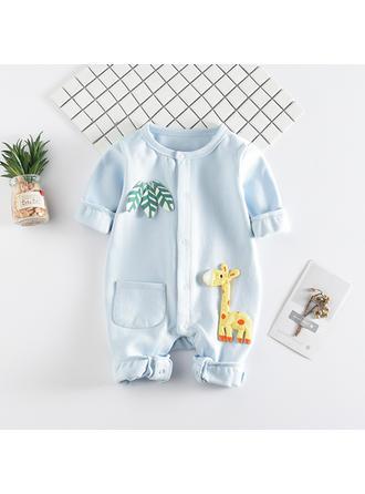 Bébé & Bambins Girafe Coton Salopette