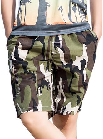 Pour des hommes Colorful Shorts de bain Maillot de bain