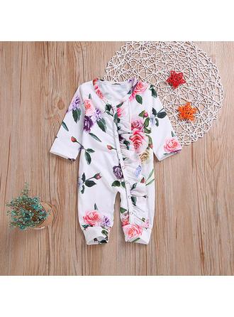 Bébé & Bambin Fille Imprimé floral Coton Salopette
