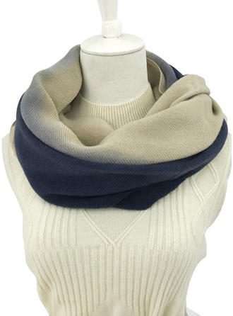 Tassel/Gradient color fashion/Cold weather Scarf