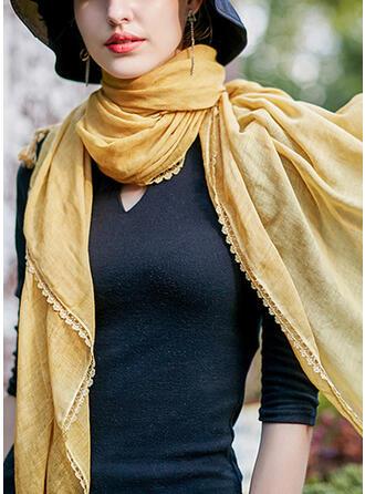 Geometrische drucken einfache Schal