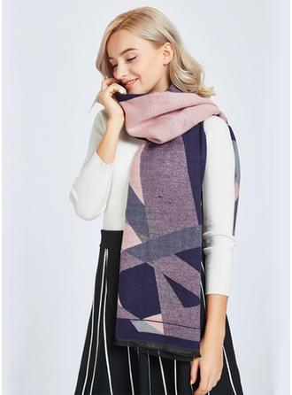 Stampa geometrica attraente/moda impacchi