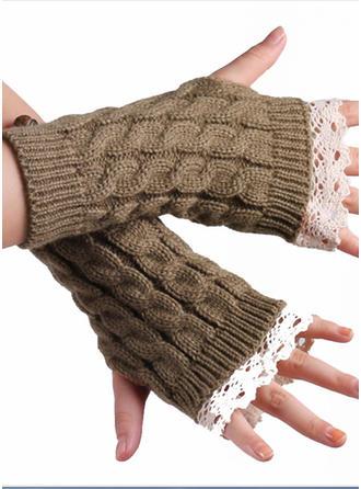 Solid Color efterspurgte/enkle handsker