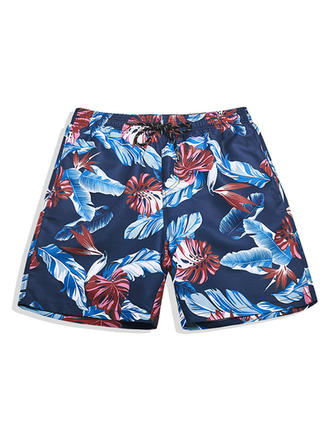 Mænd Foret Hawaii Board shorts