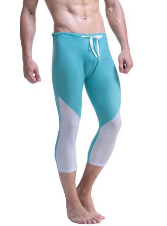 Men's Splice color Jammers Swimsuit