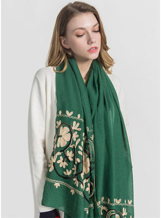 Floral Light Weight/Oversized Scarf