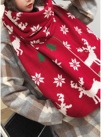 Animal/Christmas attractive Scarf