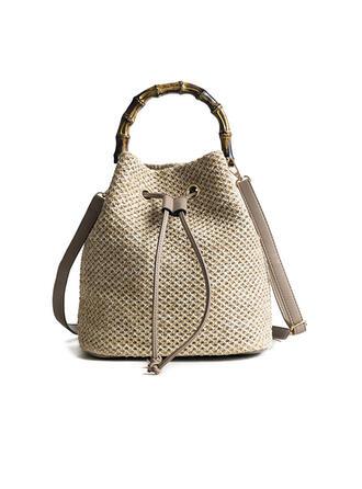 Vintage/Eenvoudig Boston Bags/Strandtassen