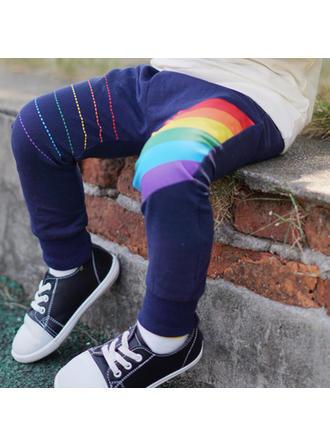 Bébé & Bambins Arc-en-ciel Coton Pantalon