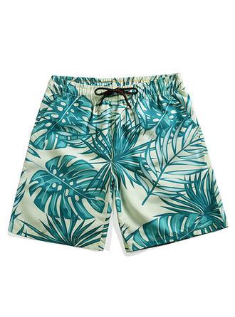 Pour des hommes hawaïen Shorts de bain