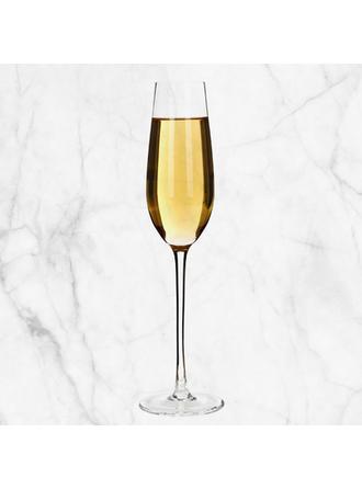 Klasický Sklenka sklenice na šampaňské Sada 6