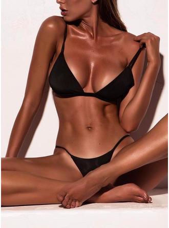 Lav talje Thong Snor Strop Sexet Bikinier Badedragter