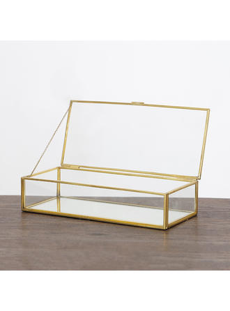 Modern Copper Glass