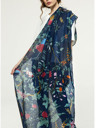 Floral Xales/attractive/moda Lenço