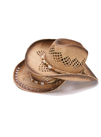bărbaților Cea mai tare Sare paie Hat de paie/Cowboy Hat