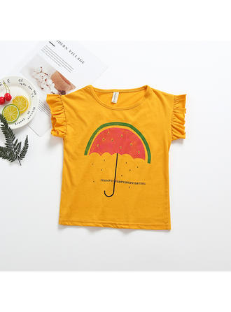 Bébé & Bambin Fille Pastèque Coton T-shirt