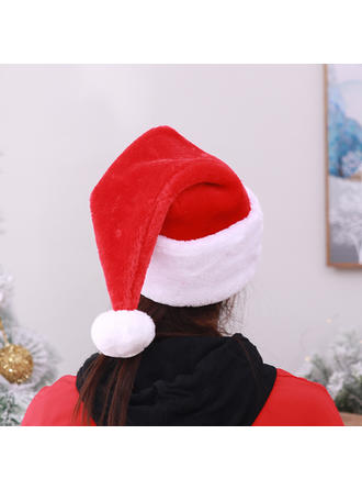 Feliz Navidad Papa Noel Tela Sombreros de navidad