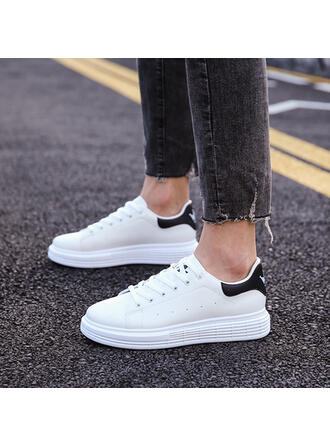 Unisex Leatherette Casual shoes