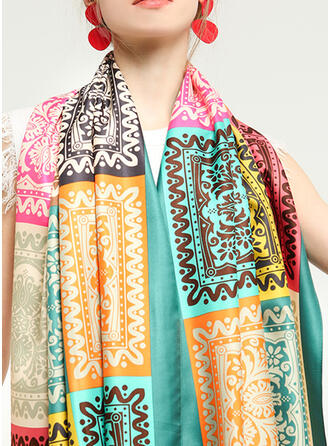 Retro /Wijnoogst te groot/aantrekkelijk/mode Sjaal