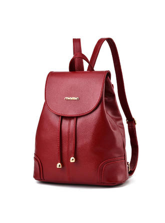 Solid Color/Travel Satchel/Backpacks