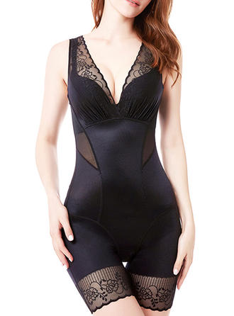Nailon Dantelă shapewear