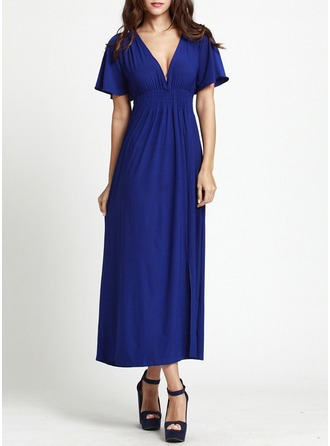A-line Midi Dresses