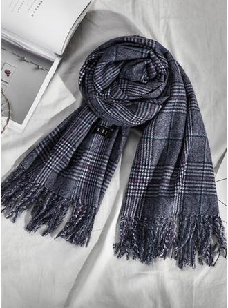 Plaid efterspurgte/Koldt vejr Halstørklæde