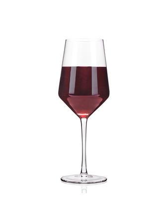 Moderní Sklenka sklenice na víno (sada 4)