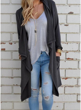 Cotton Plain Cardigan