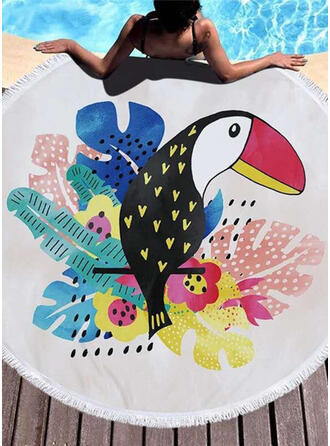 Animal fashion Beach Towel