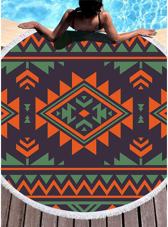 Country Style/Geometric Print/Bohemia fashion/Boho Beach Towel