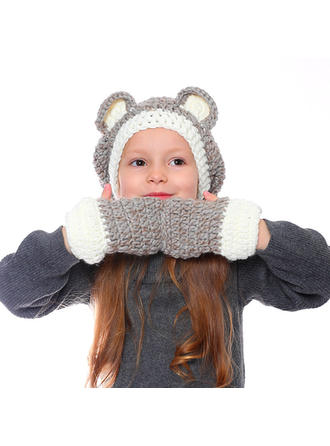 Child's Lovely/Animal Polyester Beanie/Slouchy