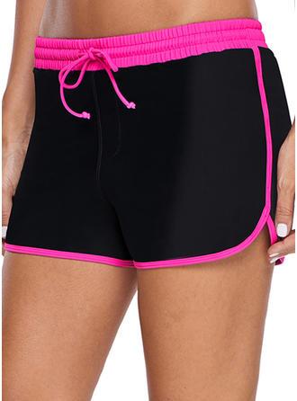 Neon Sportovní Plus velikost Dno Plavky