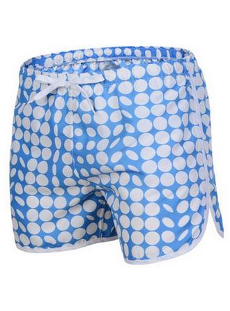 Men's Print Swim Trunks Swimsuit