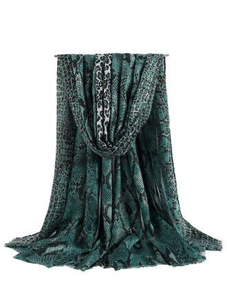 Serpentijn/Tassel lichtgewicht/te groot/aantrekkelijk/mode Sjaal