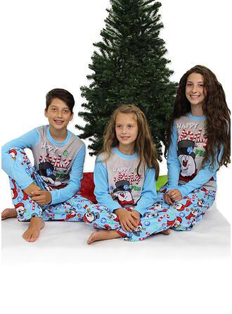 Nyomtatás Családi Karácsonyi pizsamák
