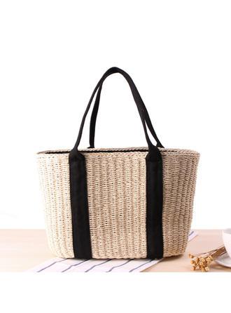Vintage/Eenvoudig Tote tassen/Strandtassen