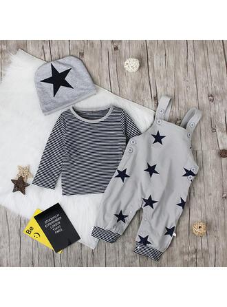 Bébé & Bambin Garçon Striped Pantalon,Chapeau,Pullover Définir La Taille