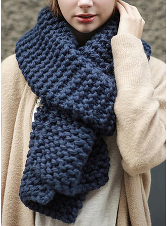 Solid Color attractive Scarf