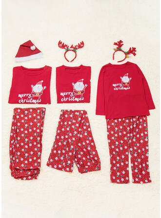 Santa Family Matching Christmas Pajamas