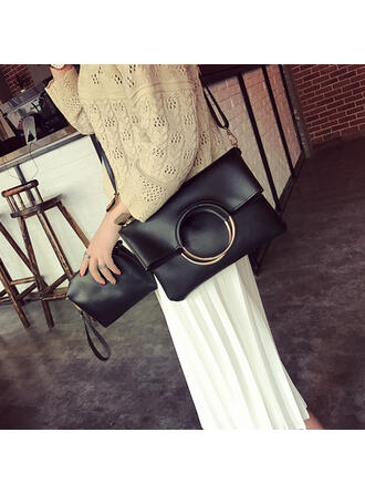 Fashionable/Attractive/Solid Color/Simple Shoulder Bags/Bag Sets